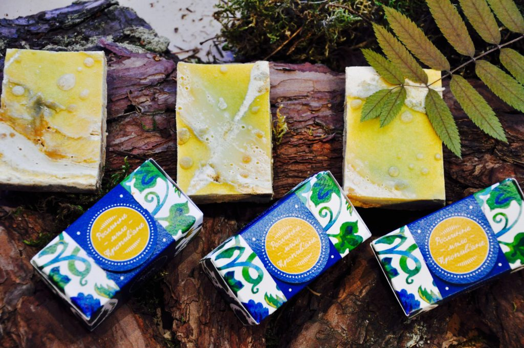 DOBRE MYLO Handmade Natural Soap